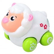 Set Of 2 Wind Up Sheep Car Toy For Baby/Toddler/Kids(Multicolor)