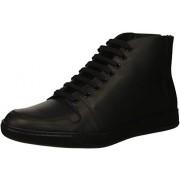 Bugatchi Zapatillas para Hombre, Nero_16, 10.5 M US