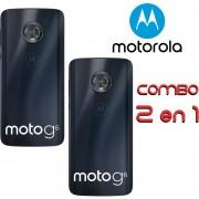Combo 2 en 1 Celular Motorola Moto G6 64GB 4GB Dual Sim Desbloqueado