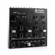 STM-2250 Mixer 4 canali USB SD MP3