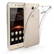 Capa de silicone transparente para Huawei Y5II / Y6II compact