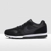 NIKE Md runner 2 sneakers zwart/wit dames