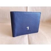 Trussardi Portafoglio - Blu - 71w00004-2p000181