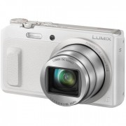 Panasonic Dmc-Tz57eg Lumix Fotocamera Compatta Zoom 20x Wifi Video Full Hd Color