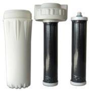 Cartus filtru apa carbune cu KDF si nanoargint