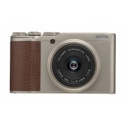 Fujifilm XF10 Digital Compact Camera - Champagne Gold