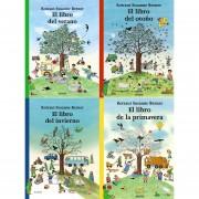 Pack Coleccion Las Estaciones - Primeros Lectores - Infantil