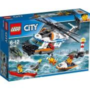 LEGO City Zware Reddingshelikopter - 60166