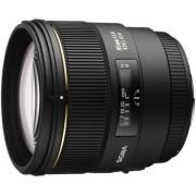 Sigma Objetivo Sigma F 85mm f/1.4 EX DG HSM para Nikon Negro