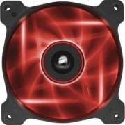 Ventilator Corsair AF140 LED Red 140 mm 1200 RPM
