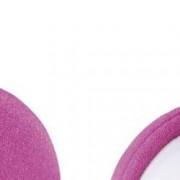 Thomson Dětské sluchátka On Ear Thomson HED1105P 00132468, bílá, růžová