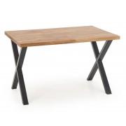 Producent: Elior Minimalistyczny stół do salonu Berkel 3X 140 - dąb