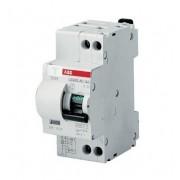 Intreruptor automat diferential combinat 16A 1P+N , C, Abb
