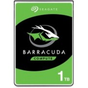Seagate BarraCuda 1 TB Network Attached Storage, Laptop, All in One PC's Internal Hard Disk Drive (ST1000LM048)