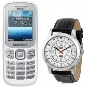 Samsung Guru 312/ Good Condition/ Certified Pre Owned (6 months Warranty) with Watch