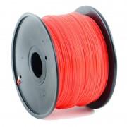Gembird Bobina de Filamento ABS 1.75mm 1Kg Vermelho