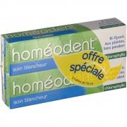 Boiron® homéodent® soin blancheur 2x75 ml 3401525960089