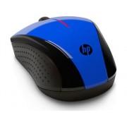 HP Ratón HP X3000 (Inalámbrico - 1200 dpi - Azul)