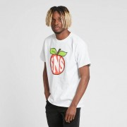 Sns Big Apple Tee White/Red