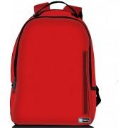 Sleevy laptop rugzak 15,6 Deluxe rood
