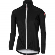 Castelli Women's Emergency Jacket - XS - Black