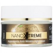 Bielenda Nano Cell Xtreme creme de noite antirrugas 50 ml