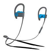 BEATS Auricular Bluetooth Beats Powerbeats 3 Azul