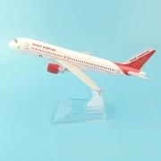 WH Aircraft Models A320 Air India Airbus (Metal, 16cm)