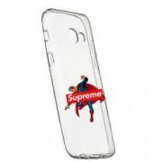 Husa de protectie Supreme Superman Samsung Galaxy J4 Plus 2018 rez. la uzura Silicon 259