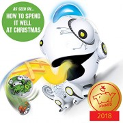 Silverlit Robo Chameleon- Move , Aim, and Catch ( Best Toy Award Winner 2018 in Pre School Category at Nuremberg Germany Toy Exhibition)