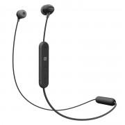 Sony Auriculares con Micrófono Bluetooth Sony WI-C300 Negro