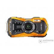 Aparat foto Ricoh WG-50, portocaliu