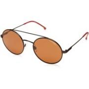 Carrera Oval Sunglasses(Brown)