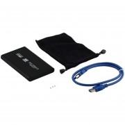 ER SATA De 2,5 Pulgadas USB 3.0 Disco Duro Externo Mobile Disk Enclosure/Caja Estuche HD -Negro