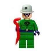Super Heroes Lego - RIDDLER Minifigure.
