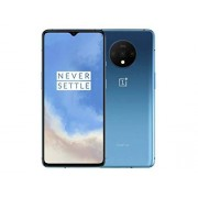 """Oneplus 7T HD1900 256GB, 8GB, Dual Sim, 6.6"""", 48MP, lente principal, cámara de triple lente, GSM desbloqueado, modelo internacional, sin garantía (Glacier Blue 256 GB+8 GB)"""