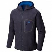 Mountain Hardwear - Hatcher Full Zip Hoody - Veste en laine taille XXL, noir