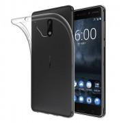 Ultra tanka silikonska maskica za Nokia 3, prozirna
