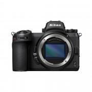 Nikon Z6 II kamerahus + adapter FTZ för Nikon F-objektiv