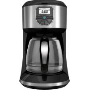 Black & Decker 6FGFAVSOAIFW Personal Coffee Maker(Black)