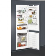 Combina frigorifica incorporabila Whirlpool ART 6602 / A + , 275 L , Control electronic