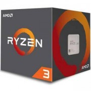 Процесор AMD RYZEN 3 2500X 4GHZ MPK AM4, AMD RYZEN 3 2500X 4GHZ MPK AM4