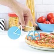 DOIY Design Fixie Pizzaschneider blau