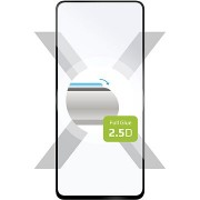 FIXED Full-Cover Samsung Galaxy A70/A70s készülékhez, fekete