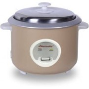 Butterfly AURA 1.8 L BEIGE Electric Rice Cooker(1.8 L, Beige)