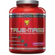 BSN True Mass Weight Gainer 2.64kg Strawberry
