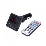 Astrum FM130 Car MP3 FM Transmitter With USB SD Line-in Black