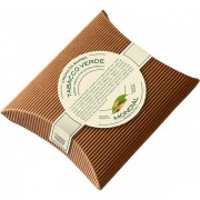 Mondial Luxury Shaving Cream Wooden Bowl Refill 125 ml Tabacco Verde
