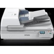EPSON WorkForce DS-60000N - A3 - Ethernet + Chargeur d'originaux Recto Verso un seul passage + Suite logicielle