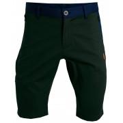 Tufte Wear Mens Leisure Shorts - Shorts - Deep Forest / Sky Captain - XL